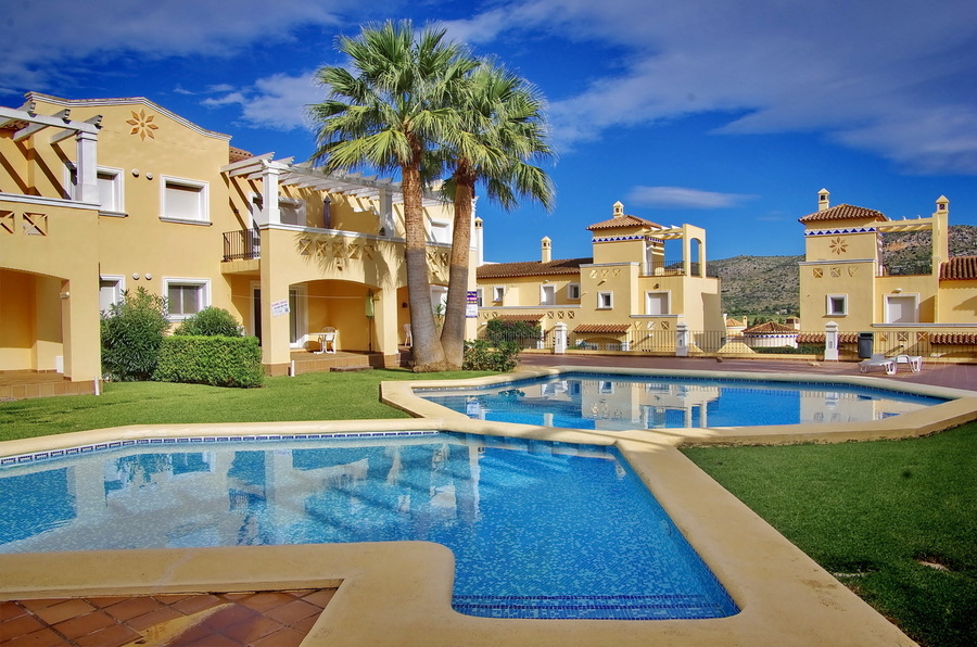 205G: Apartment in La Sella Golf
