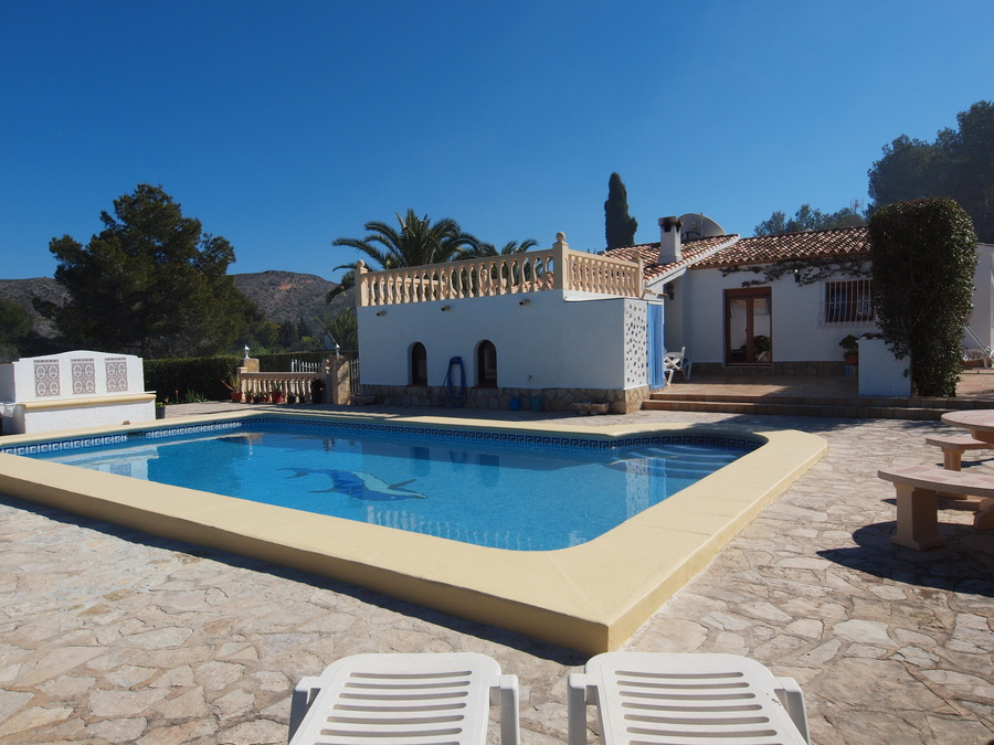 375V: Villa in La Sella Golf