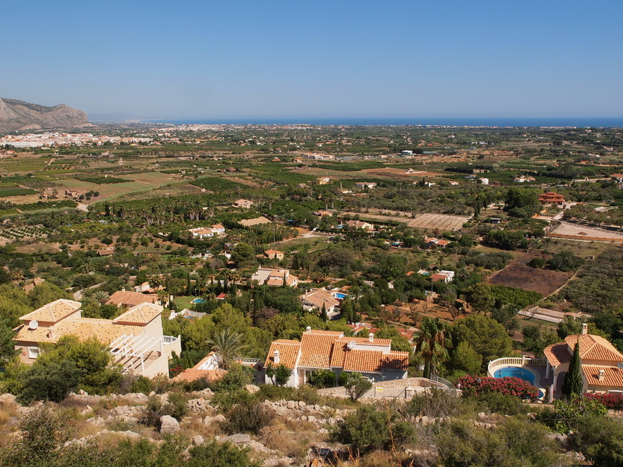 802P: Land in La Sella Golf