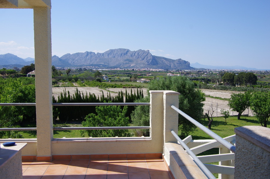 AL750: Villa for sale in  - Dénia