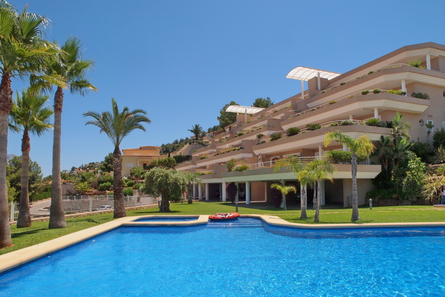 275G: Penthouse in La Sella Golf