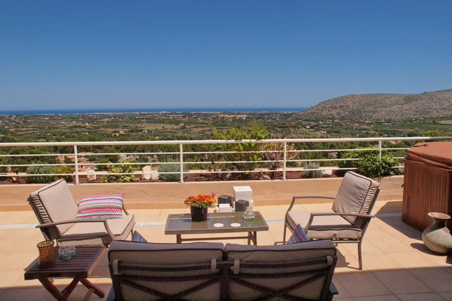 275G: Penthouse for sale in  - La Sella Golf