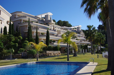 375GA: Apartment in La Sella Golf