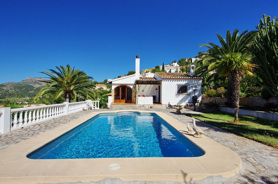 LS535: Villa in La Sella Golf