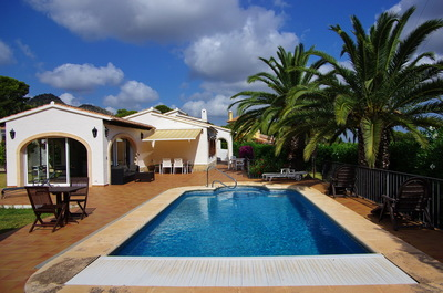 350G: Villa in La Sella Golf