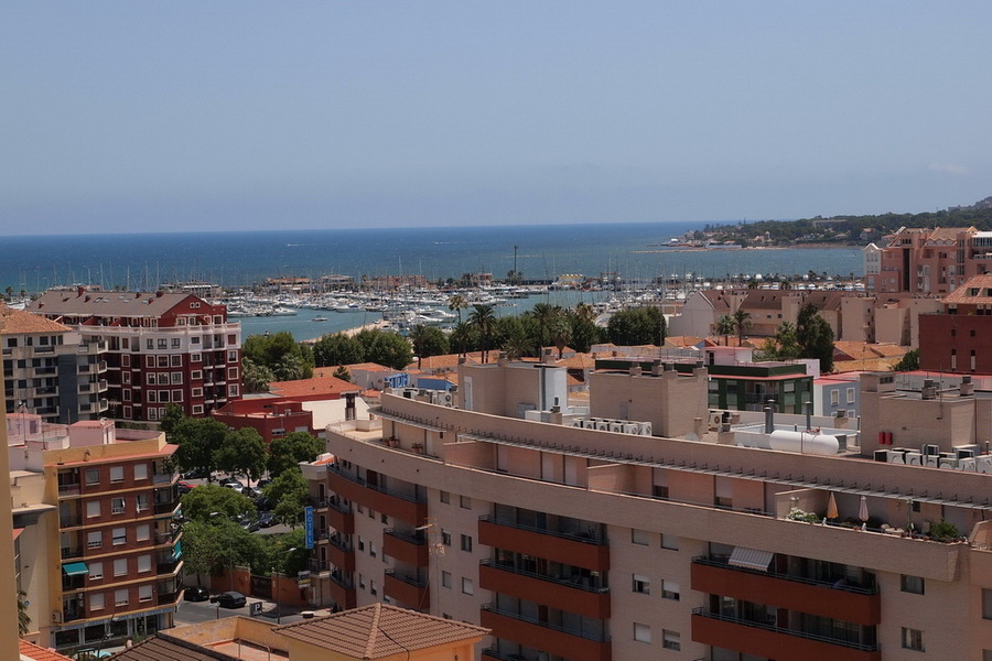 304A: Penthouse in Dénia
