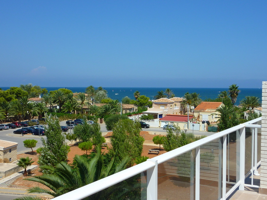 395A: Penthouse for sale in  - Dénia